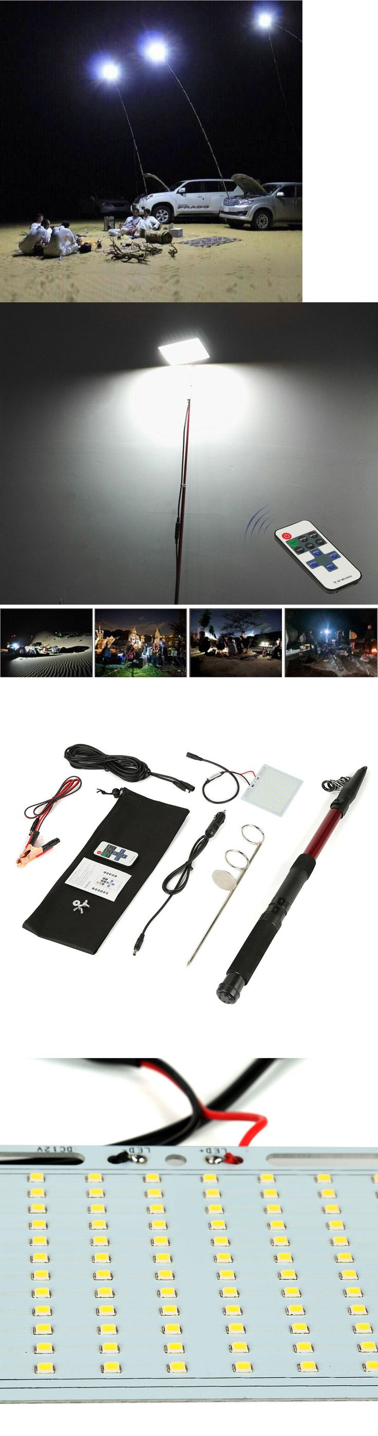 Lanterns 168867: Telescopic Fishing Rod Remote Control Camping Lamp Car Repair Led Lantern Light -> BUY IT NOW ONLY: $38.99 on eBay!