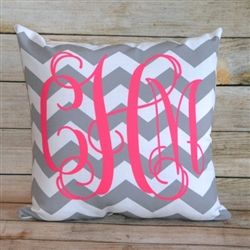IDEA: so many people are obsessed with monograms, myself included, but it puts so much emphasis on the last name, not the first (which is much more important in today's culture)