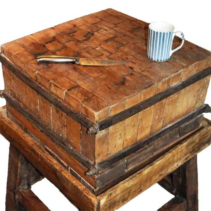 Kitchen Butchers Blocks Uk : 1000+ images about Vintage Butcher Block Islands on Pinterest Vintage dressers, Vintage ...