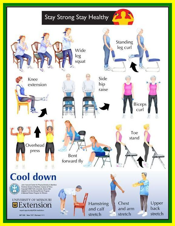 37 Reference Of Seated Chair Exercises Printable In 2020 Senior Fitness Chair Exercises Exercise