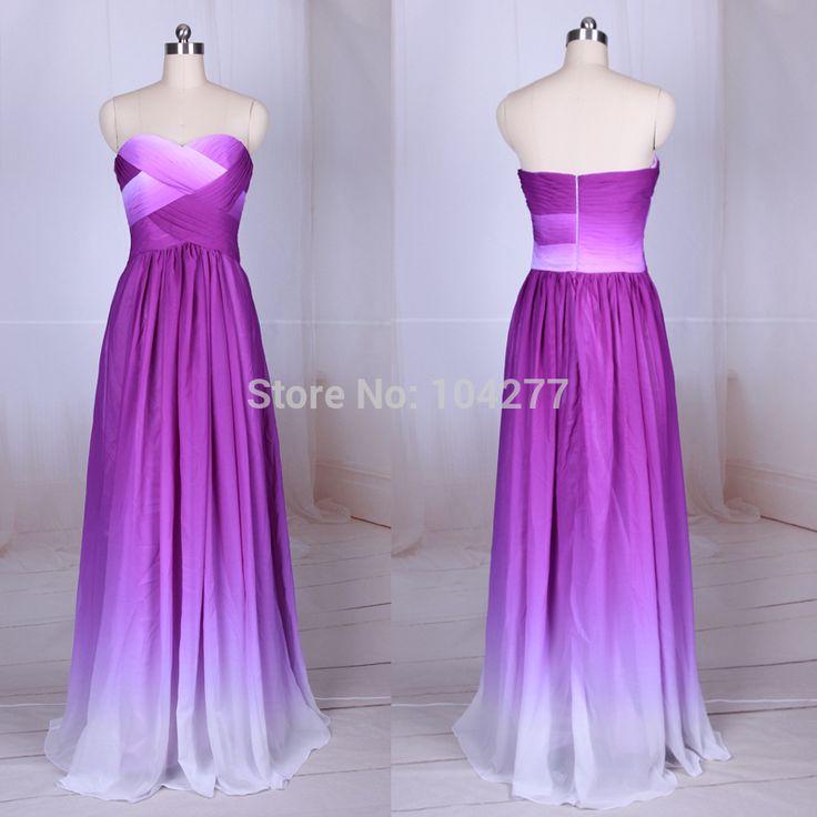 17 best Purple Bridesmaid Dresses images on Pinterest | Flower girls ...