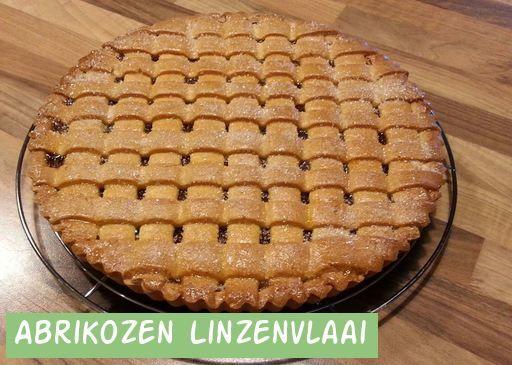 Abrikozen linzenvlaai | Jolanda's Bakhuisje