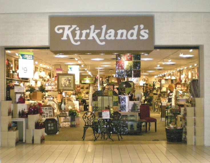 Kirkland s is a great home decor store  The quality of the merchandise is  good. 110 best Best Stores to Shop images on Pinterest