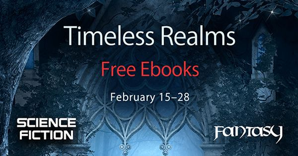 Free ebooks in science fiction and fantasy!