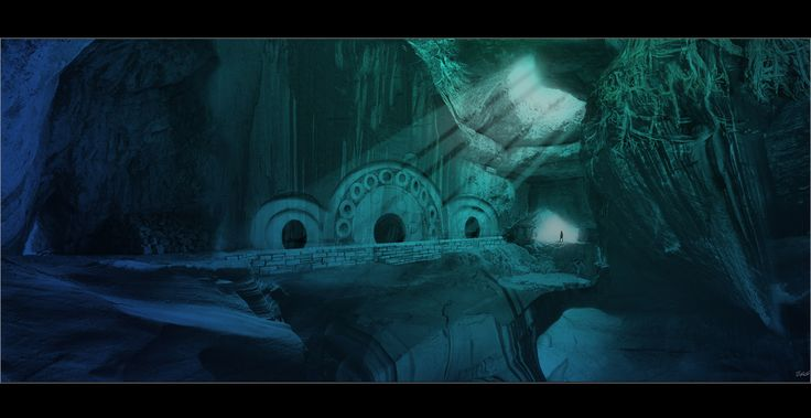 caves concept art - Google Search | Fight Fathoms: Mining ...