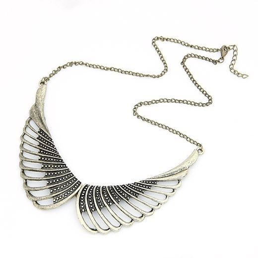 Collar CHAIN- Angel via Handsome Store. Click on the image to see more!