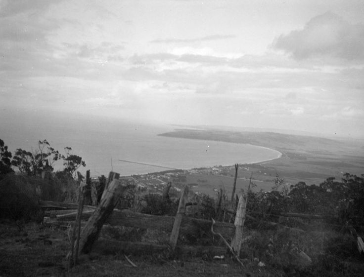 1938 View from Arthurs Seat, Flinders. www.vicroads.vic.gov.au/centenary