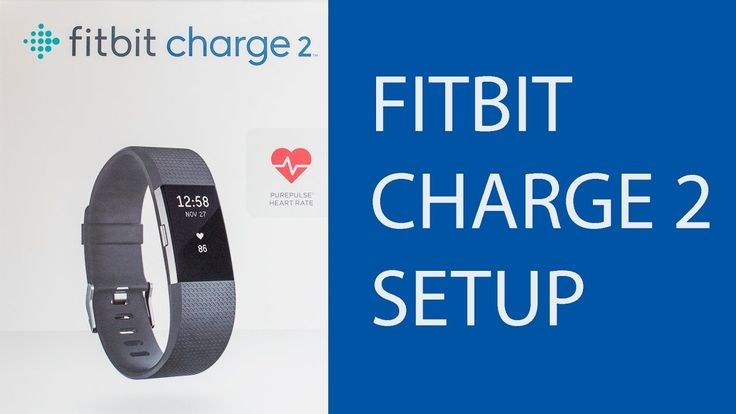 Fitbit Charge 2 Unboxing & Setup