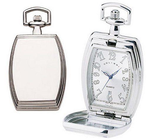 Colibri Pocket Watch Men's Unique Design PWQ096805 Colibri. $22.00. Date. Unique Design. Stainless Case. Engravable. Colibri Pocket Watch. Save 75%!