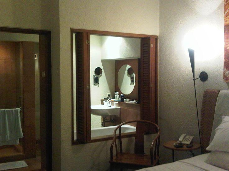 master bedroom @ villa della scala