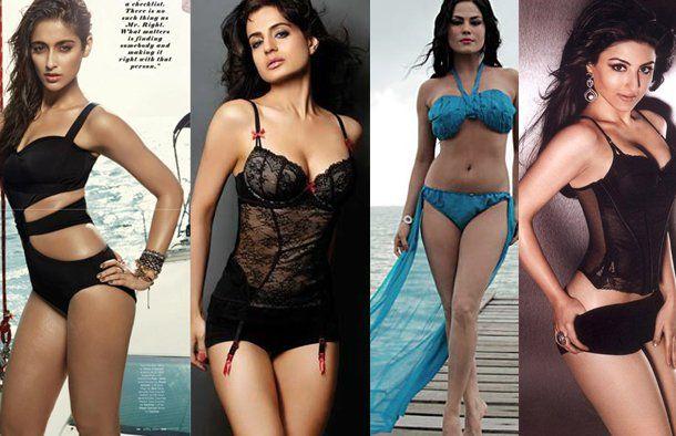 Bollywood Hot Bikini Actresses