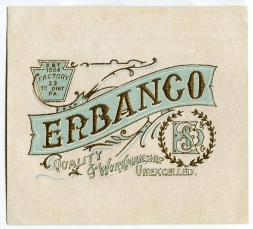 8th Day of Christmas! Free Download: Erbanco Label