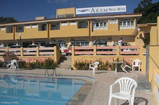 rio grande do norte natal Aran hotel | Foto de Aram Ponta Negra Hotel, Natal: Area da piscina