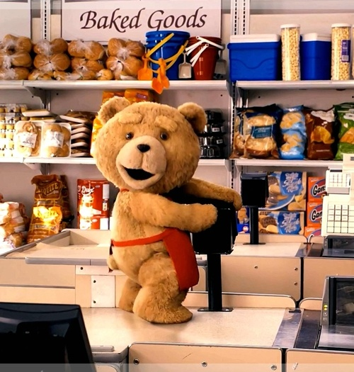 Ted is Ted in Ted.