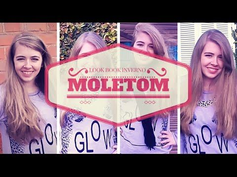 Lookbook de Inverno | 1 Moletom, 4 Looks!