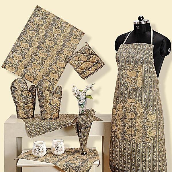 Kitchen Linen Set: 13 Best Images About Swayam Kitchen Linen Sets On