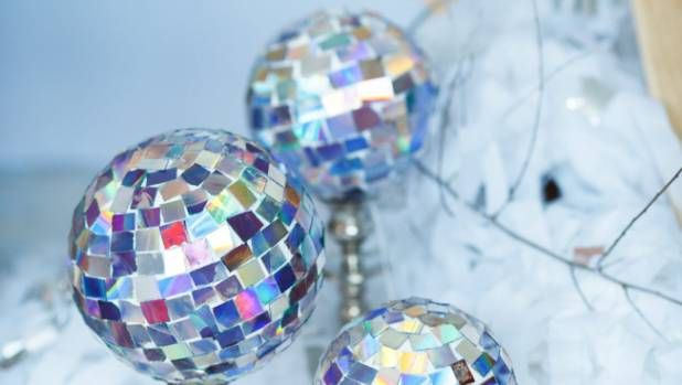 Disco balls are a great way to bring a bit of sparkle into your home, whether you want to dazzle or subtly shimmer.