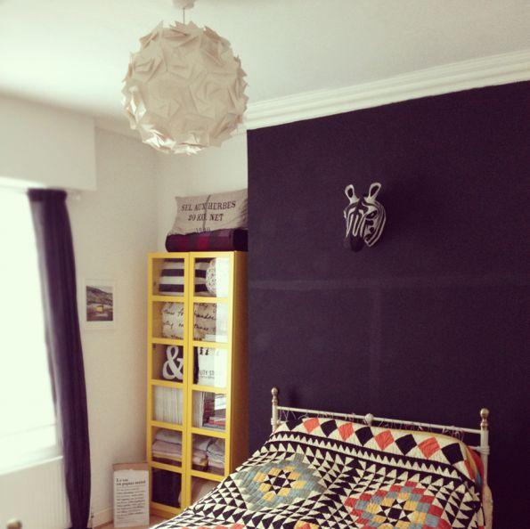 Mr. Bazaar's Bedroom