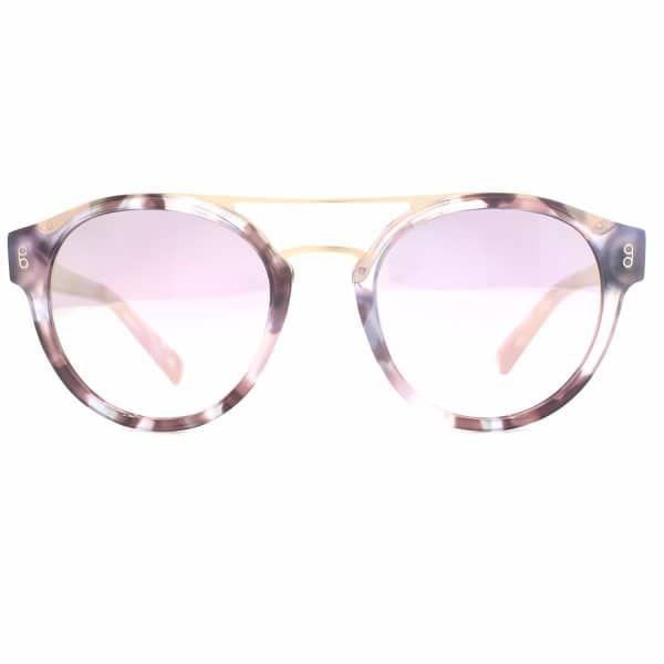 Brook Purple Sunglasses   Hook LDN   Wolf & Badger  /  Women / Accessories / Sunglasses