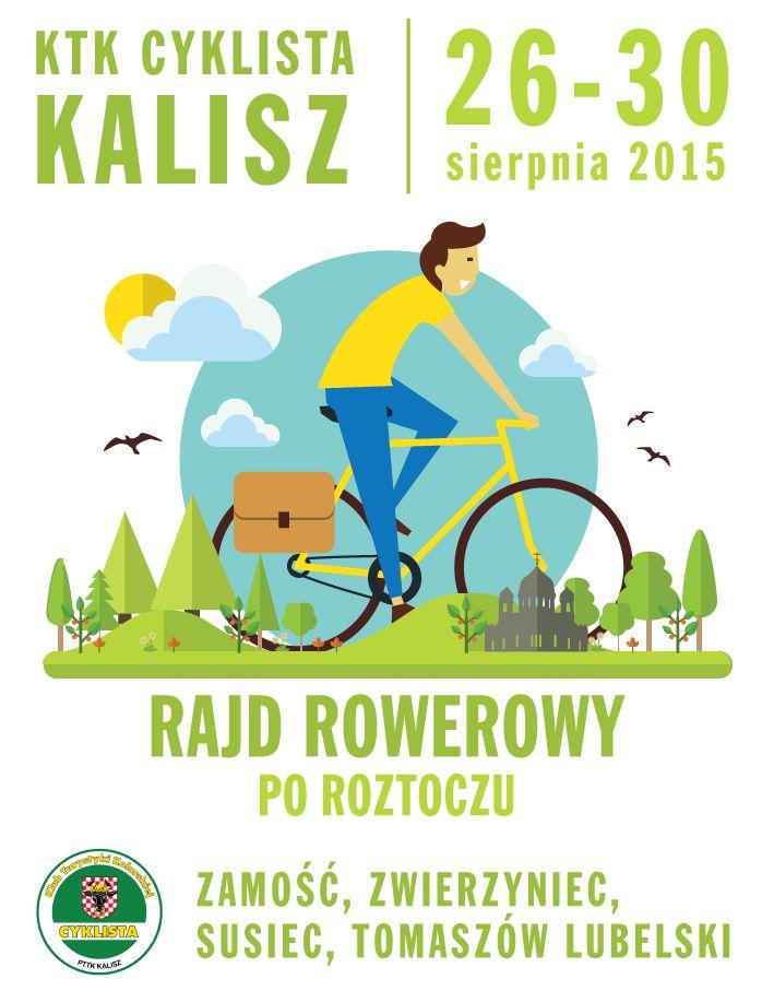 Projekt torby płóciennej na rajdu rowerowego | www.pinkelephant.pl