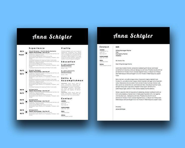 millennial resume templates