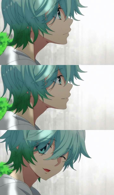 i love this guy. (Anime: Hatsukoi Monster)