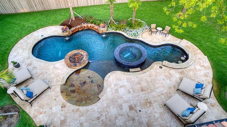 North Texas Swimming Pool Builder   Custom Pool Designs - Southernwind Pools   Pool Renovations, Repairs & Maintenance