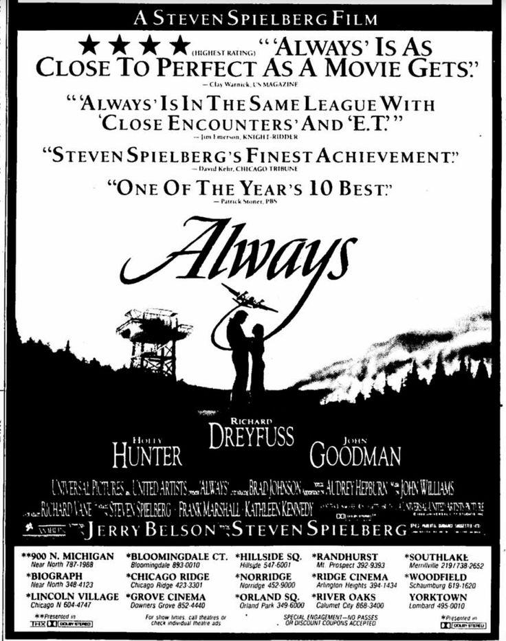 Always(1989) ※12/23/1989,Chicago Tribune