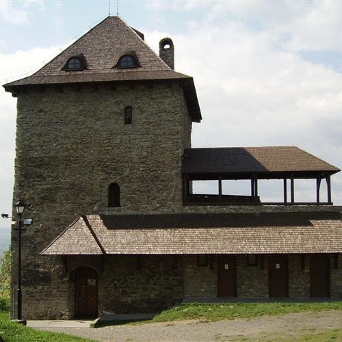 Kudy z nudy - Zřícenina hradu Starý Jičín