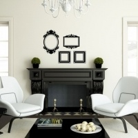 Set of Frames Wall Decals | Elegance | Vinyl Wall Designs | Vinyl Design