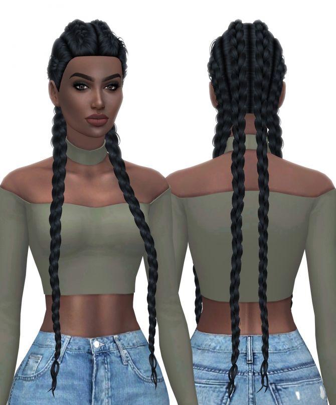 HallowSims Nexus hair retexture at Kenzar Sims via Sims 4 Updates  Check more at http://sims4updates.net/hairstyles/hallowsims-nexus-hair-retexture-at-kenzar-sims/                                                                                                                                                                                 Más