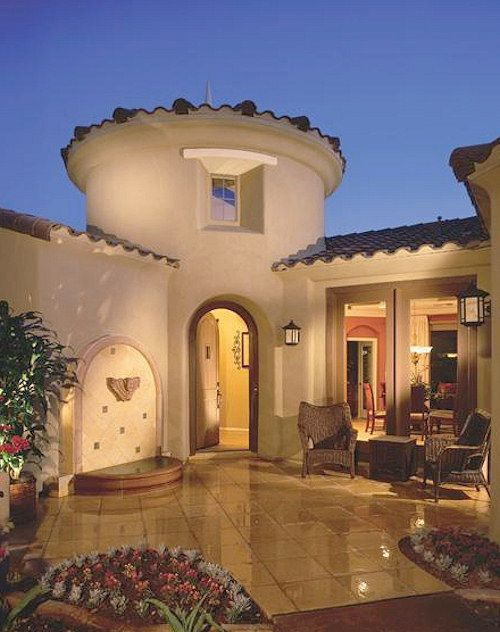 160 best intimate courtyards images on pinterest - The living room dc ranch scottsdale ...