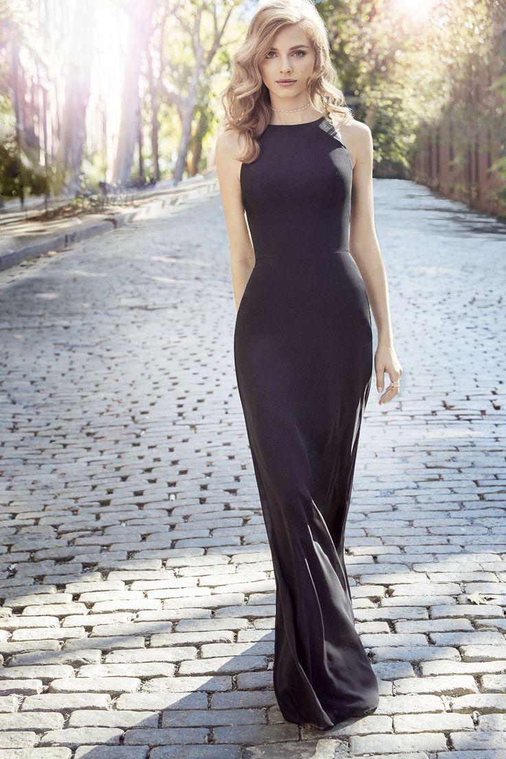 63 best CHIFFON BRIDESMAIDS DRESSES images on Pinterest | Bride maid ...
