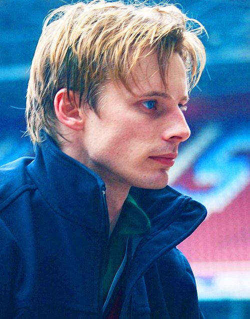 Bradley James - oooooh too much for me there I swear