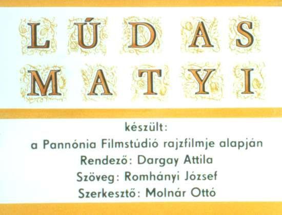 Ludas Matyi - régi diafilmek - Picasa Web Albums