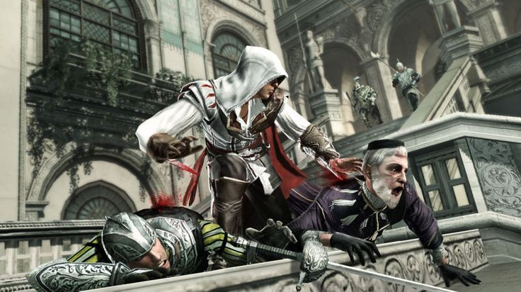 Assassin's Creed II Video Game Screenshots