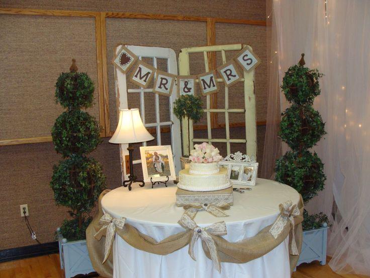 967 best Wedding Decor Vintage Country Lace Burlap Green
