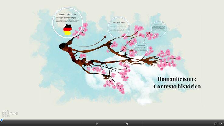 Introducción al romanticismo y contexto histórico.