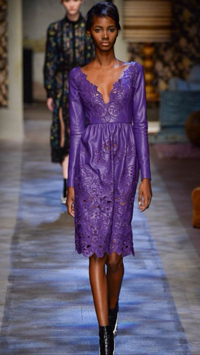 Erdem. So sexy- I can see this looking good on a lot of different skin colours