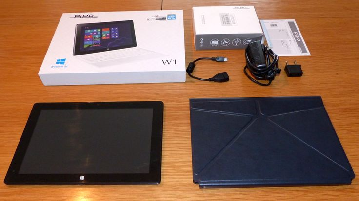 Pipo w1 windows tablet review