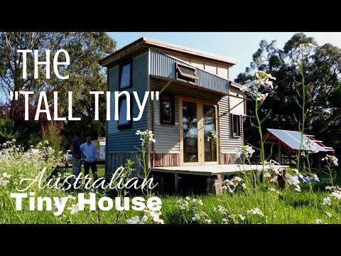 Tiny Houses Australia Interview - The Tall Tiny - YouTube