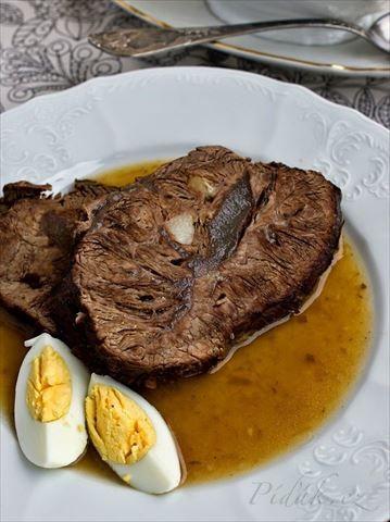 Obrázek z Recept - Štěpánská hovězí pečeně