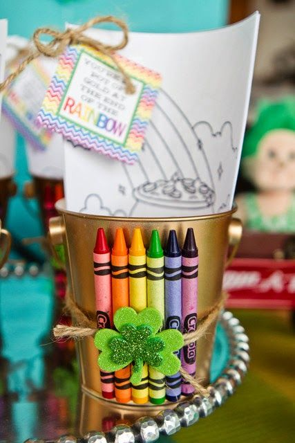 Party Frosting: Happy St. Patrick's Day! - Last min ideas!