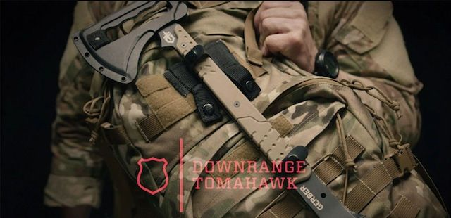 Gerber Downrange Tomahawk | Better Prepped