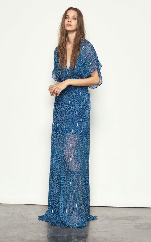 Robe Mela Ba'sh | Jurken, Dress up, Maxi jurken