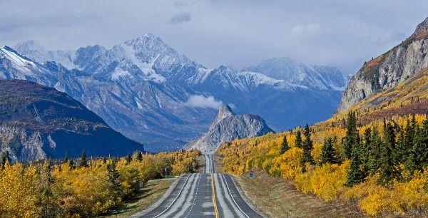 Aljašská diaľnica