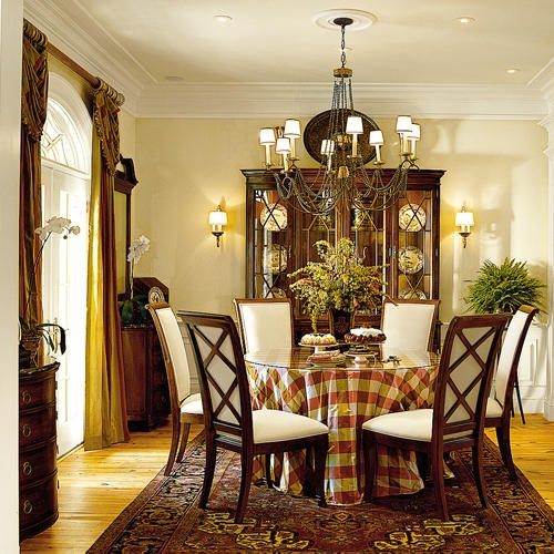 georgian room southern southern living lane dining living dining rooms