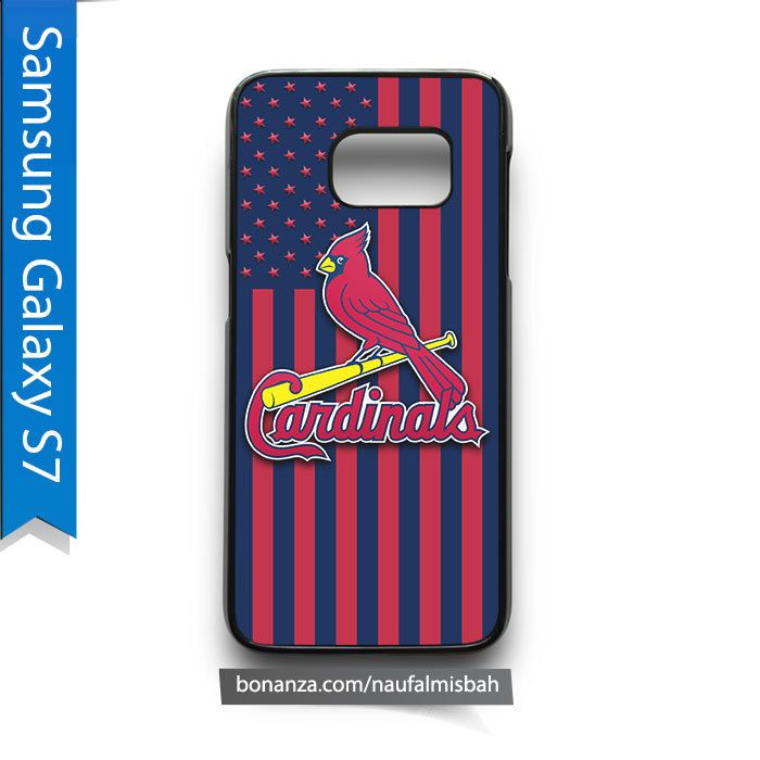St. Louis Cardinals Flag Samsung Galaxy S7 Case Cover - Cases, Covers & Skins
