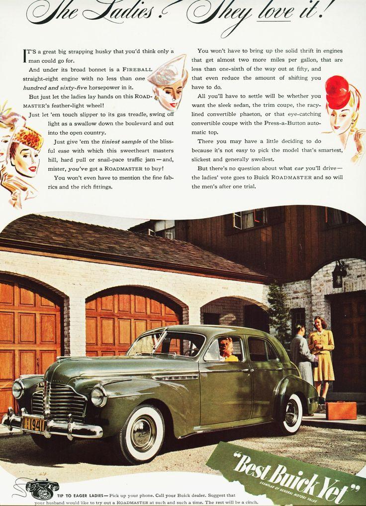 119 best 1941 Buick images on Pinterest | Classic trucks, Vintage ...