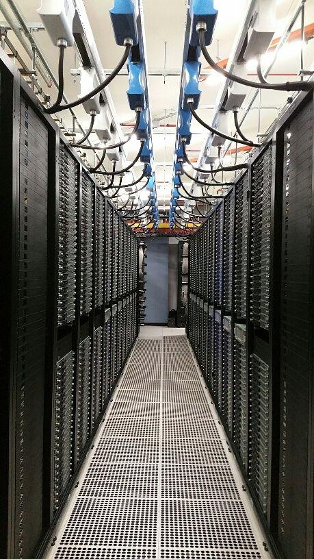 LinkedIn's new Singapore Data Center (via LinkedIn Engineering)
